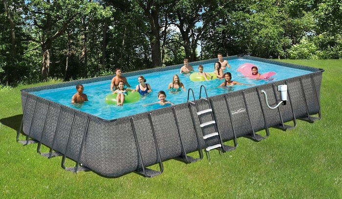 Pool Assembly