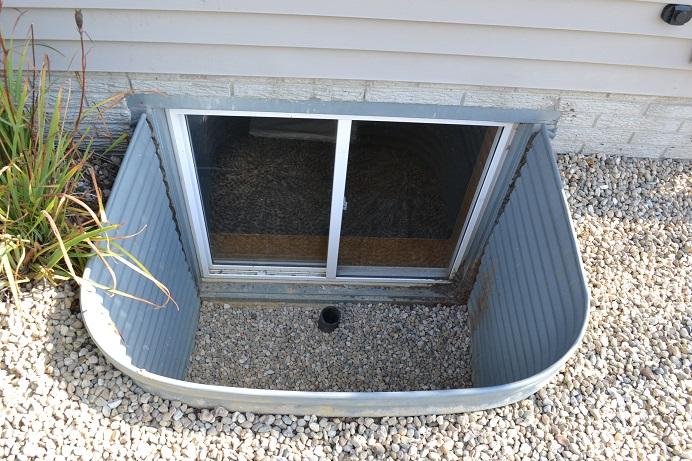Window Well Repairs