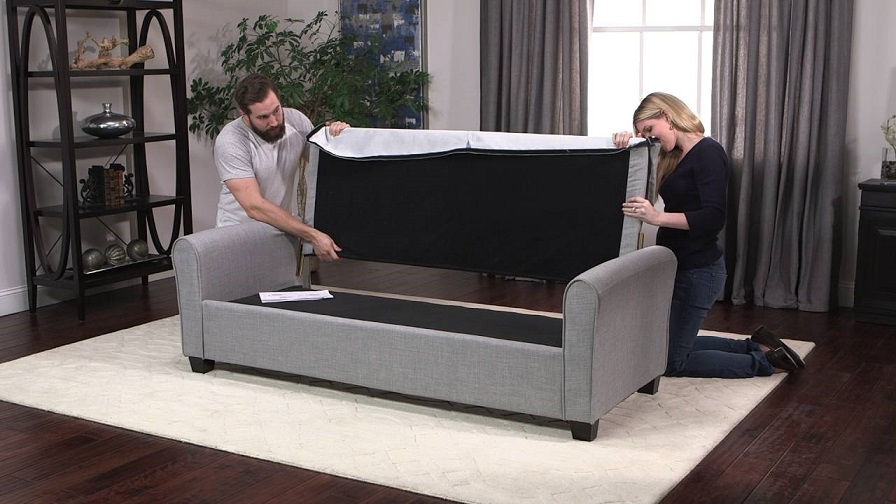 Couch Assembly