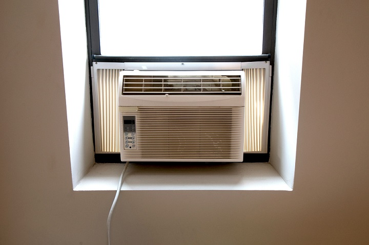 Ac Window unit installation
