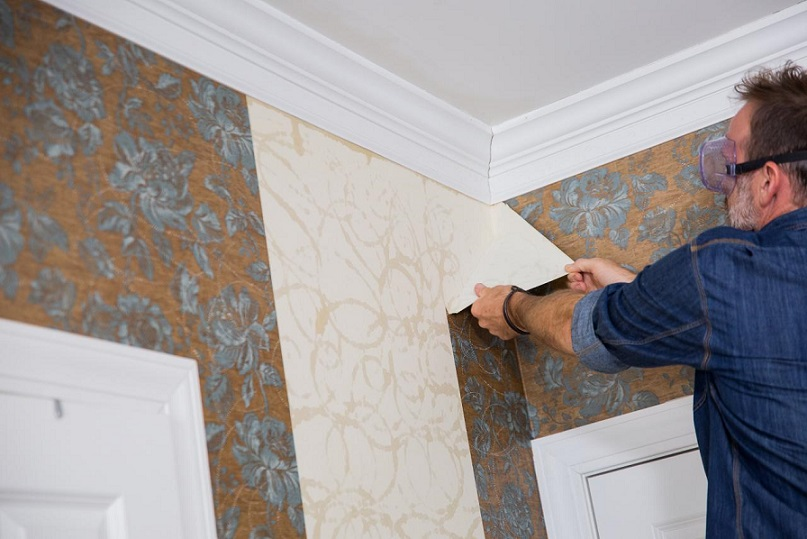 We are your local wallpaper removal experts. - Nail It ...