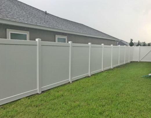 Fence Gate Installation.